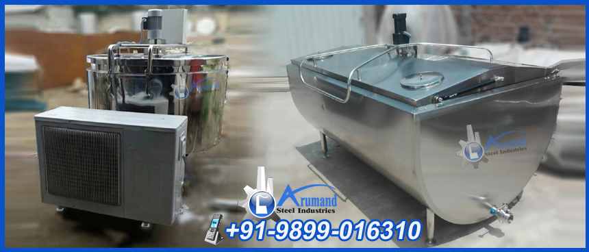 Bulk Milk Cooler in Aligarh