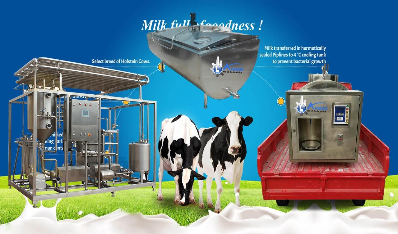 Dairy Machinery